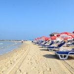 חופי הים בנתניה נקיים