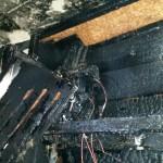כפר יונה: שלושה נפגעו משריפה שפרצה בבניין מגורים