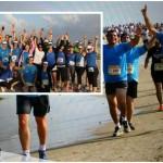 אלפים במירוץ חופים נתניה 2015