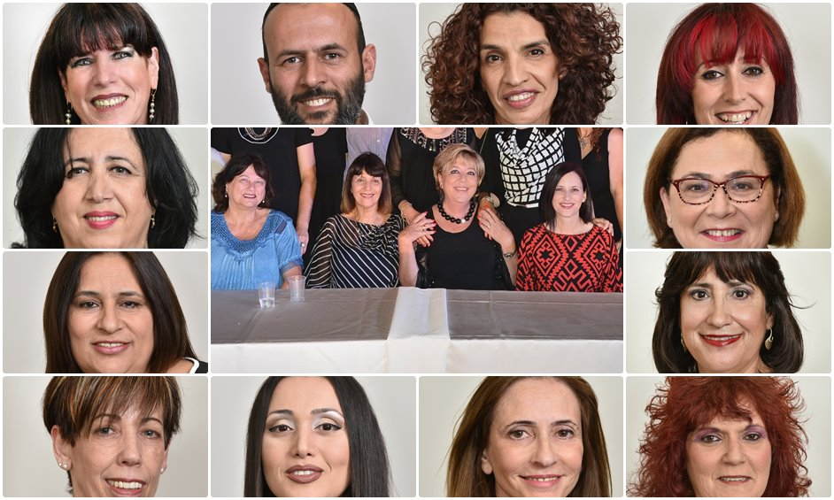 12 המופלאים: הוכרזו שמות הזוכים והזוכות בתואר אות המופת בחינוך – נתניה 2015