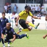 משחק אימון: מכבי נתניה ניצחה 0:3 את הפועל פתח תקווה