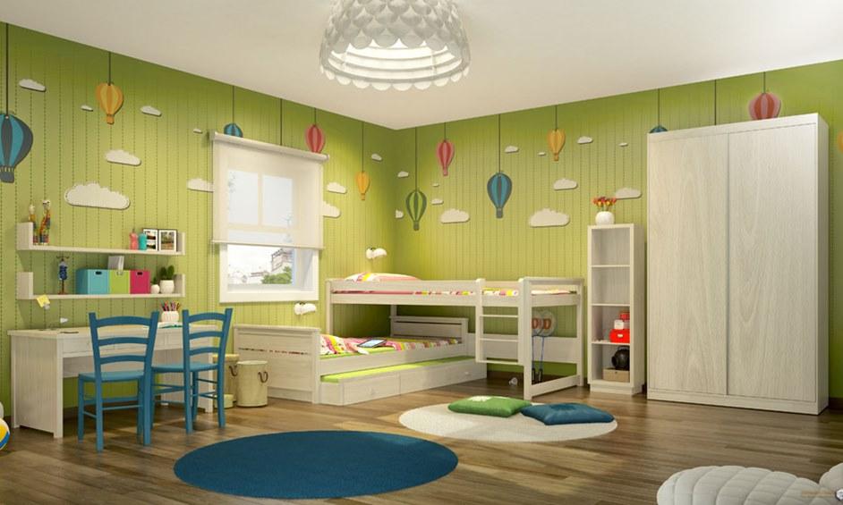 חמישה טיפים שאסור לכם לפספס בעיצוב חדרי ילדים