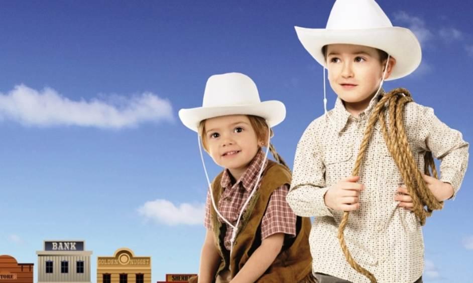 בילוי לילדים חינם בנתניה: פסטיבל מערב פרוע