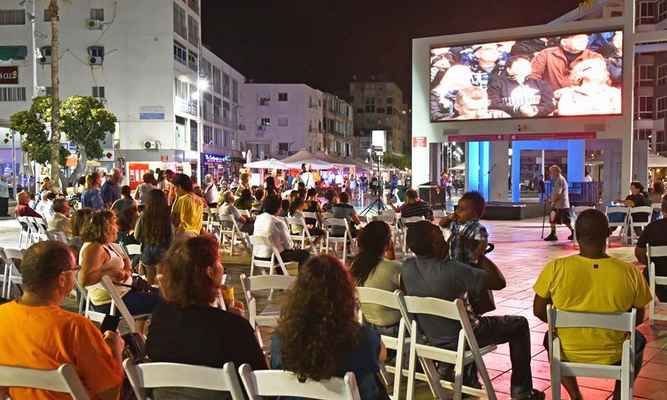 אלפים בפסטיבל AVI – נתניה 2015