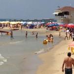 נתניה: ארבעה מתוך 10 חופים מוכרזים נפתחו לרחצה