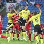 נתניה הפסידה 2:1 להפועל חיפה