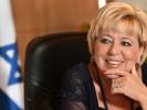 ראש העיר נתניה מרים פיירברג-איכר. צילום רן אליהו