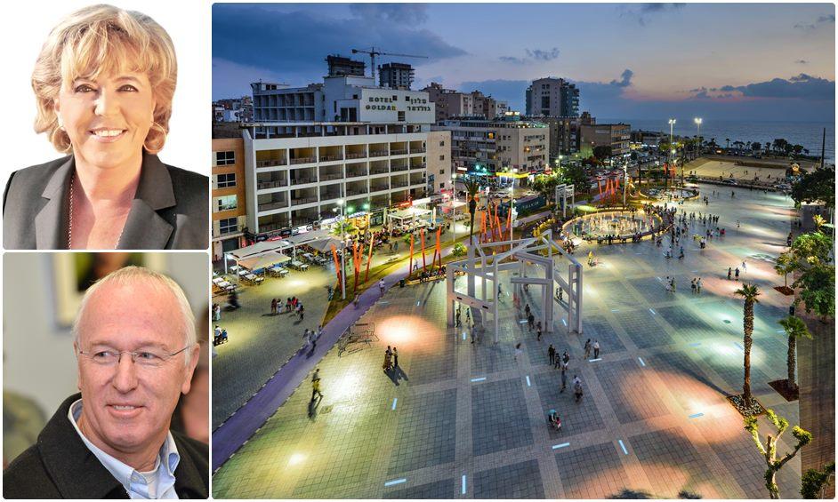 בתוך שנתיים תובא לאישור תכנית מתאר חדשה ללב העיר נתניה