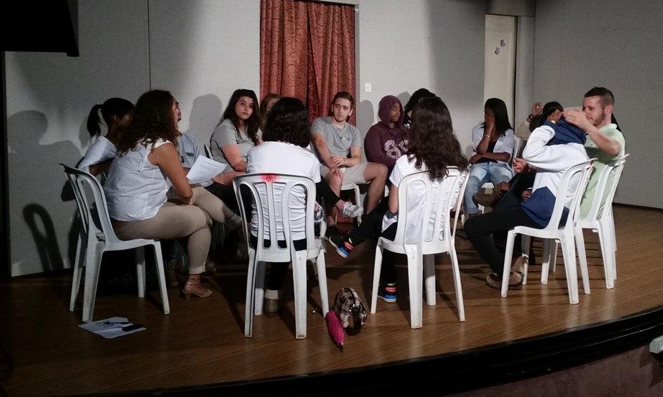 לזכרו של רבין: נוער נתניה דיבר דמוקרטיה