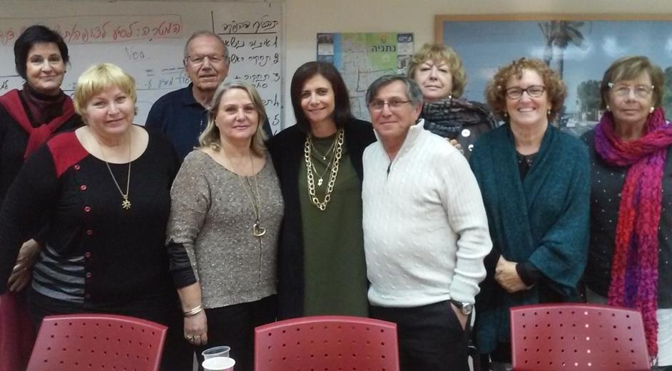 נתניה: שיא בפניות לשירות יעוץ לאזרח