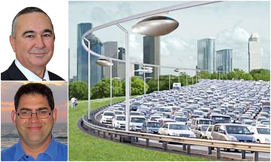 """נתניה בין המובילות בעולם במו""""מ להקמת מערך ההסעות Skytran"""