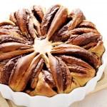 עוגת שמרים עשירה של נעמה