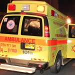 מחלף פולג נתניה: הולך רגל נפצע באורח בינוני
