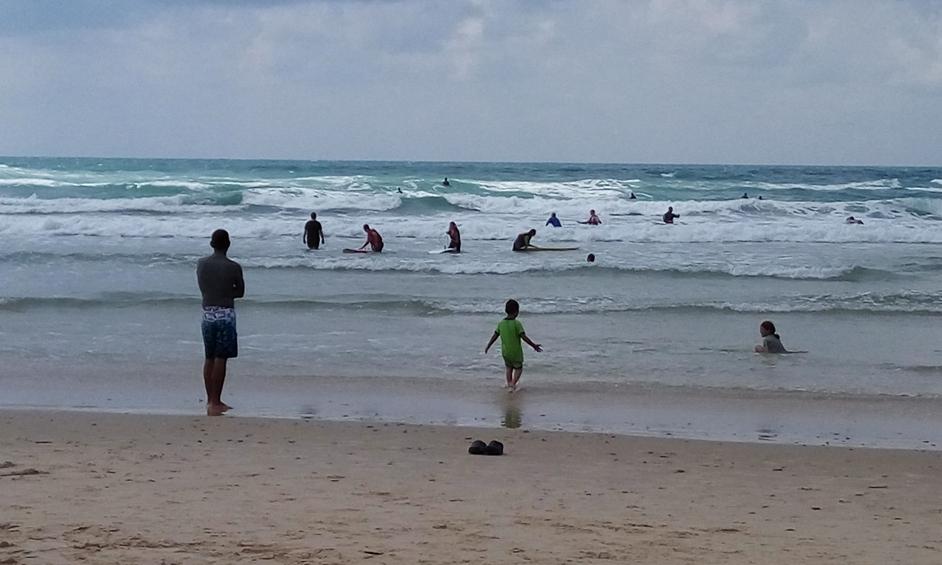 חופי נתניה - חוף קונטיקי