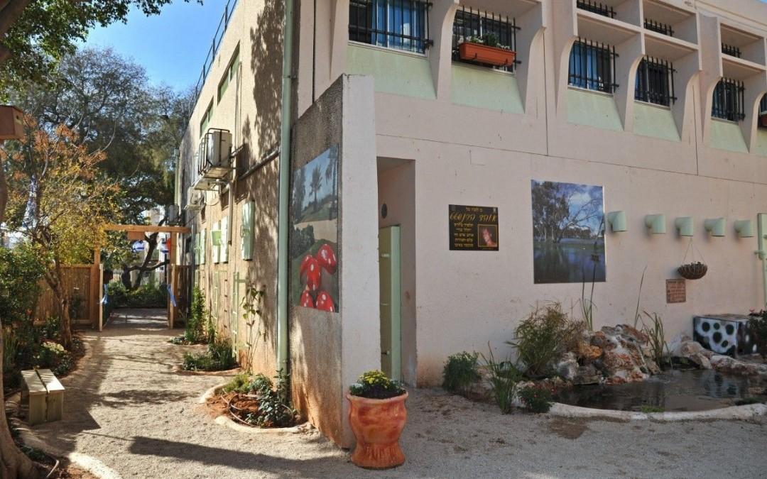צפיפות בלתי נסבלת בכיתות בבית ספר הלל צור
