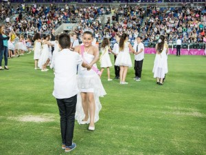 אצטדיון נתניה מציג: הם רק רוצים לרקוד / צילום נורית מוזס