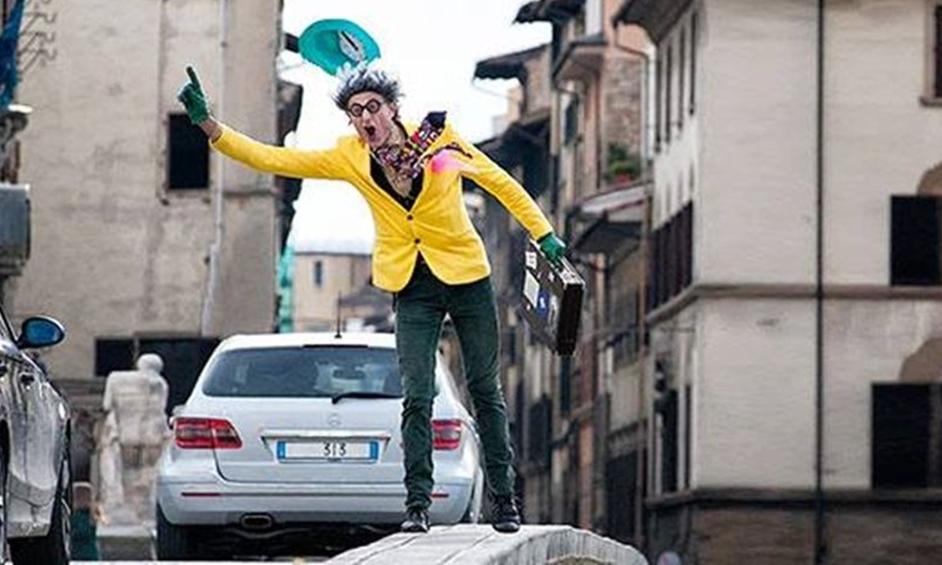 כיכר איטליה – מופעי רחוב בניחוח איטלקי