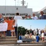 תושבי שושנת העמקים לעיריית נתניה: ספחו אותנו