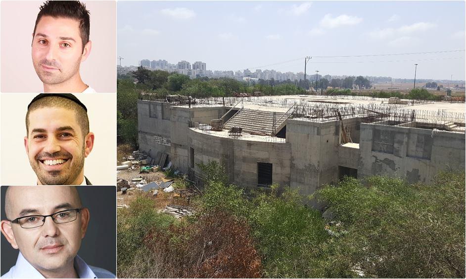 עיריית נתניה לנר רחמים: סיימו בניית בית המדרש או שנפקיע השטח