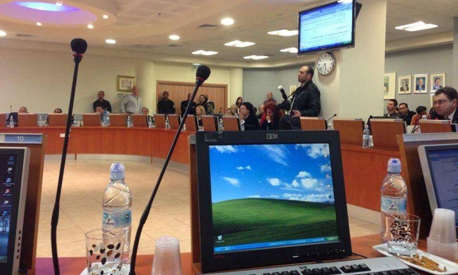 נתניה: בישיבת מועצה סוערת הופרה המשמעת הקואליציונית