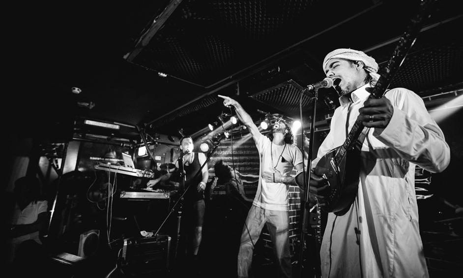 אנאערף?! פסטיבל פניני גיטרה – נתניה / צילום נורית מוזס