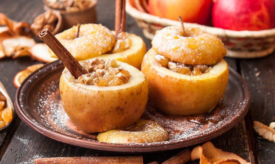 קינוח ומתכון לראש השנה: תפוחים אפויים