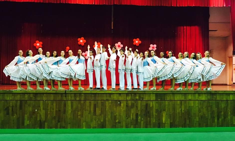 בקצב הריקוד –  הצלחה מסחררת לחבצלות בטייוואן