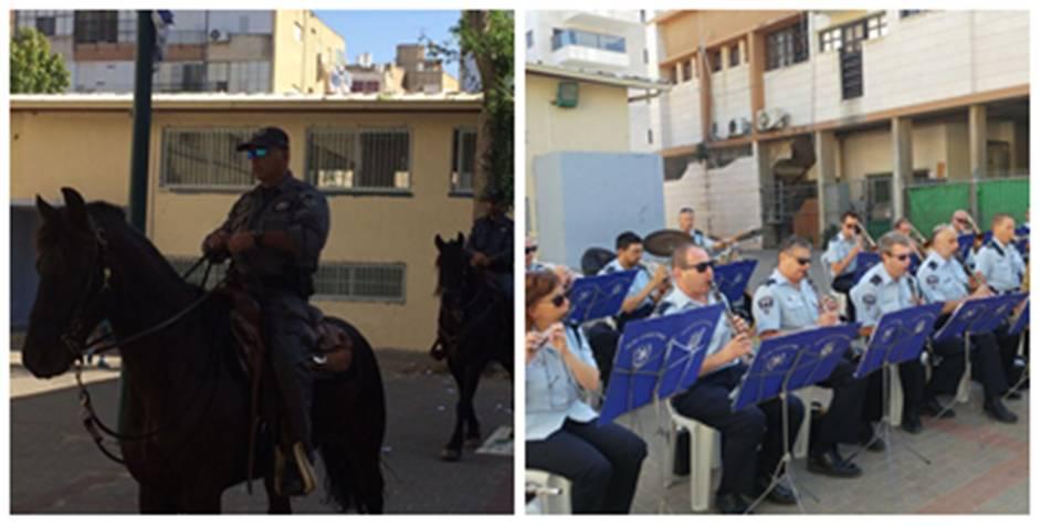 משטרה למען הקהילה בנתניה