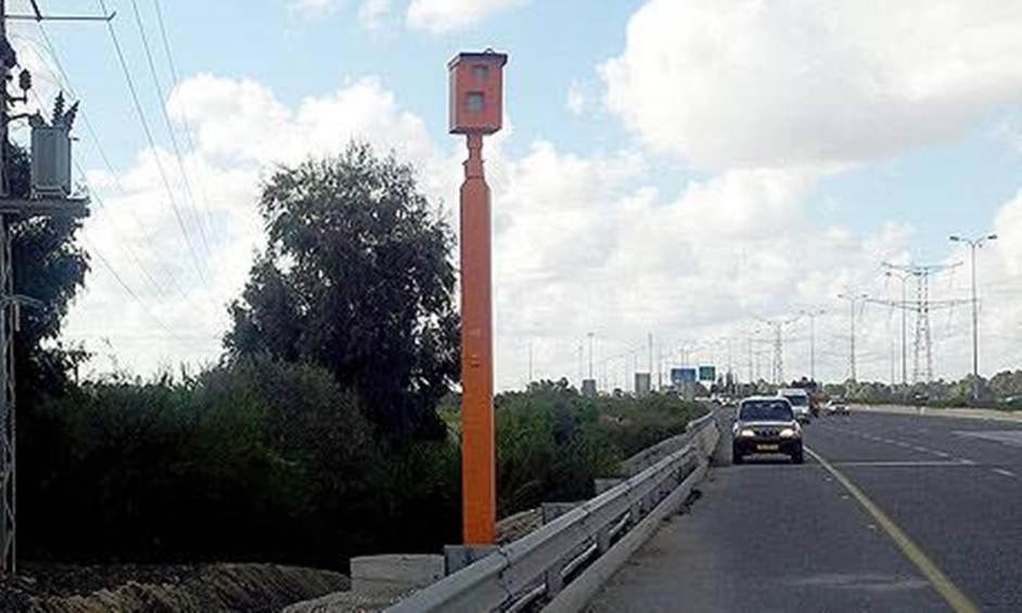 שלוש מצלמות תנועה נוספות הוצבו בכביש החוף