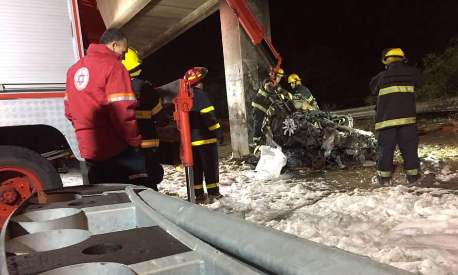 נהג רכב נהרג בתאונת דרכים סמוך לנתניה