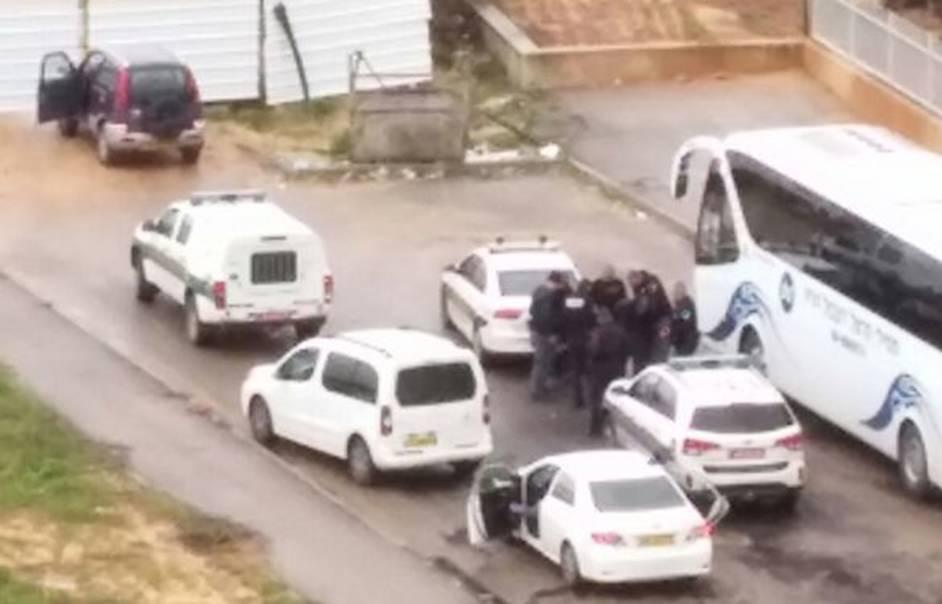 גנב רכב נמלט מנתניה ונתפס בכפר יונה