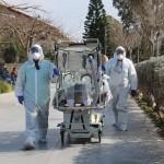 תרגיל ביולוגי חריג התקיים בבית חולים לניאדו