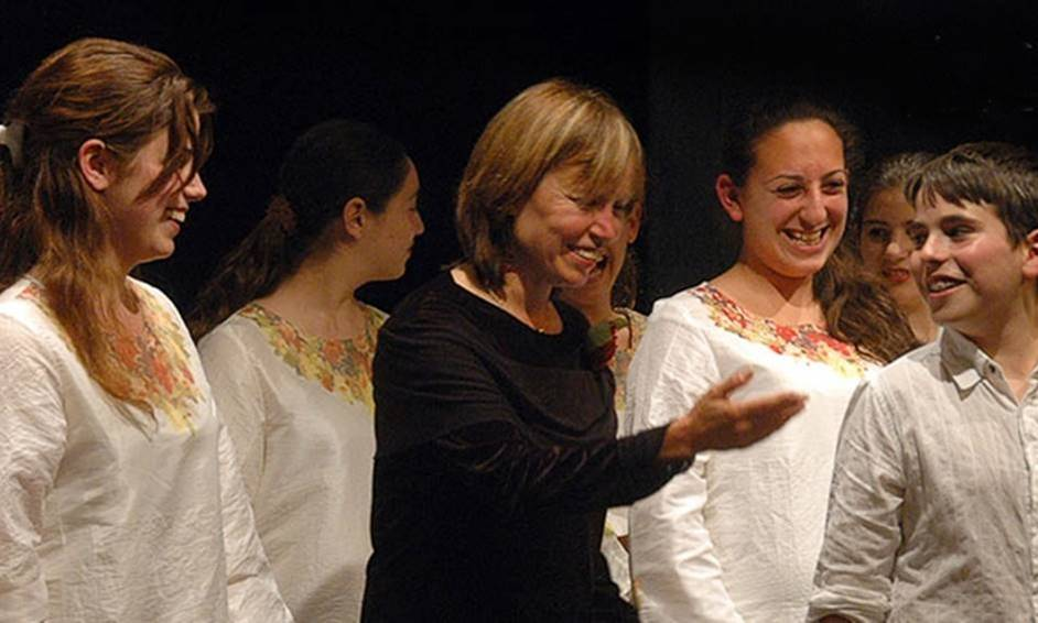בית לשירה למקהלות מורן יוקם בעמק חפר