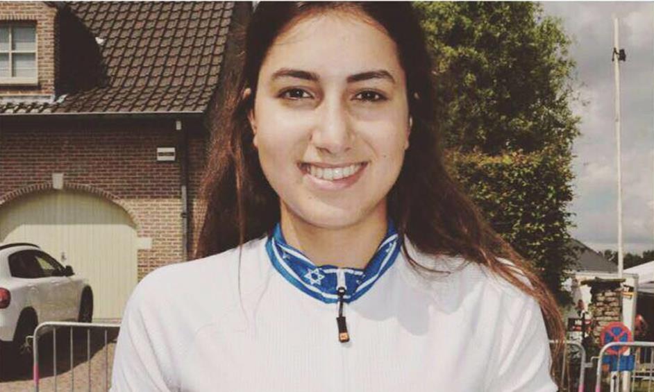 נתניה – בת 17 התקווה האולימפית הישראלית באופני כביש