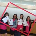 תלמידות נתניה זכו בחידון ארצי במתמטיקה