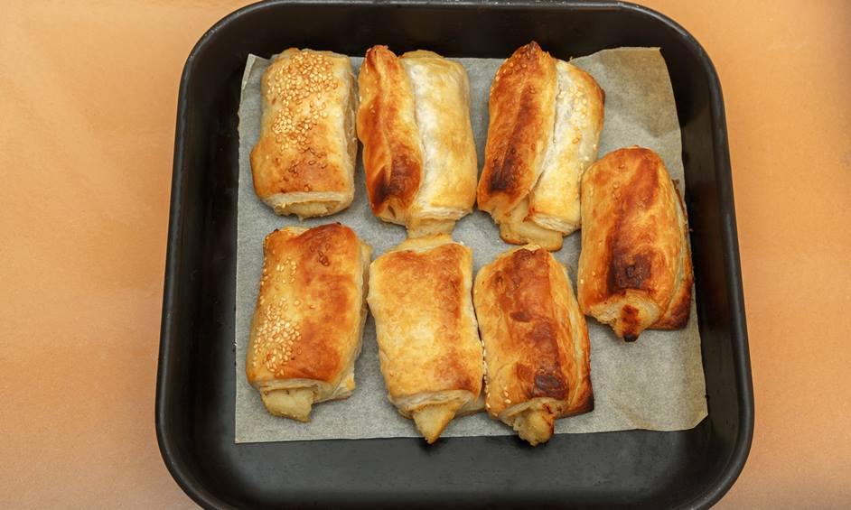 מתכון בורקס תפוחי אדמה - נתניה מבשלת
