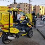 נתניה: אישה נהרגה מפגיעת אוטובוס