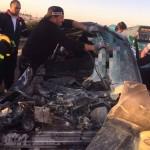 שני הרוגים בתאונת דרכים בין רכב לטרקטור