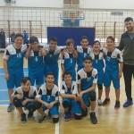 כדורעף: נבחרת אורט מ.י שטקליס  – אלופת המחוז