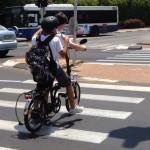 רוכבי אופניים – לעבור את הקיץ בשלום