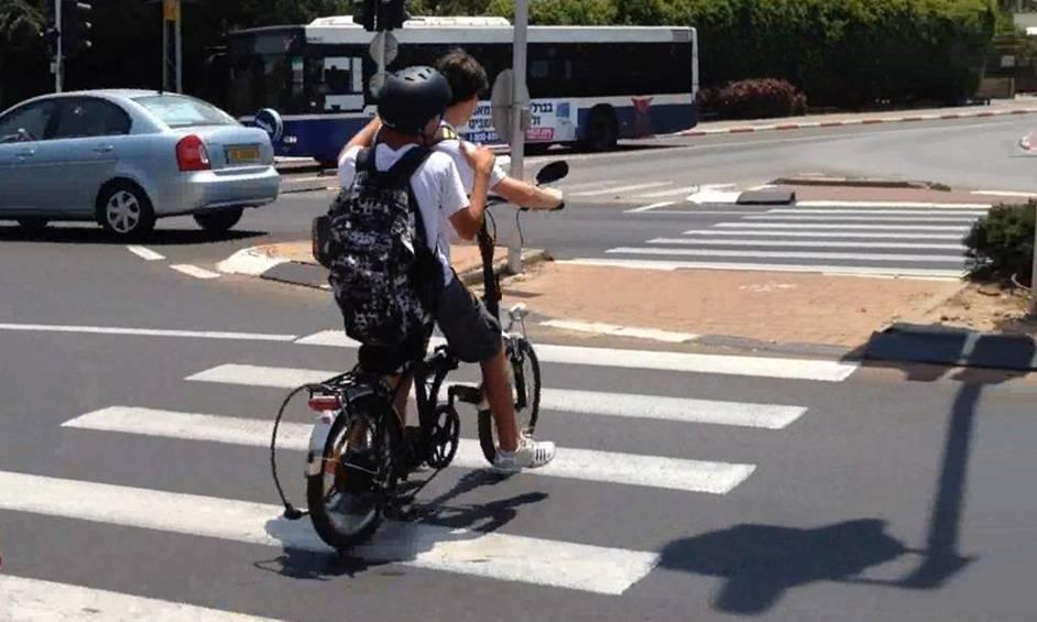 אור ירוק: 487 ילדים נפגעו בתאונות דרכים בנתניה