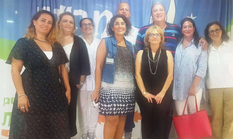 מעורבות קהילתית בקידום הבריאות