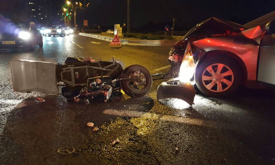 תאונות דרכים בנתניה, תאונת דרכים בנתניה