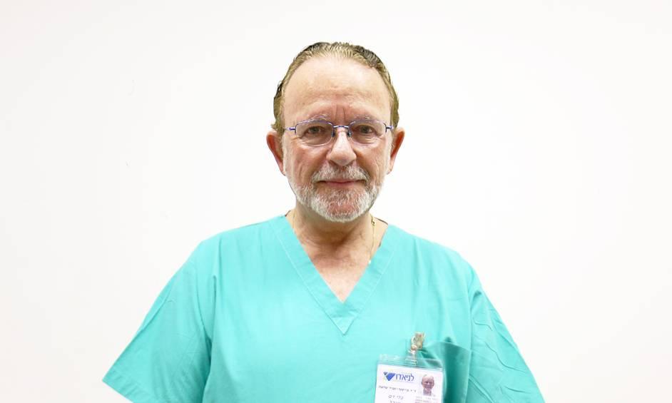 מנהל חדש למרפאת כלי דם בלניאדו
