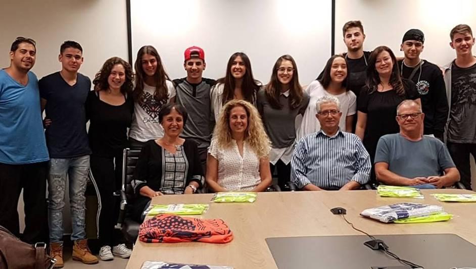 מספסל הלימודים לפרויקט שגרירים צעירים