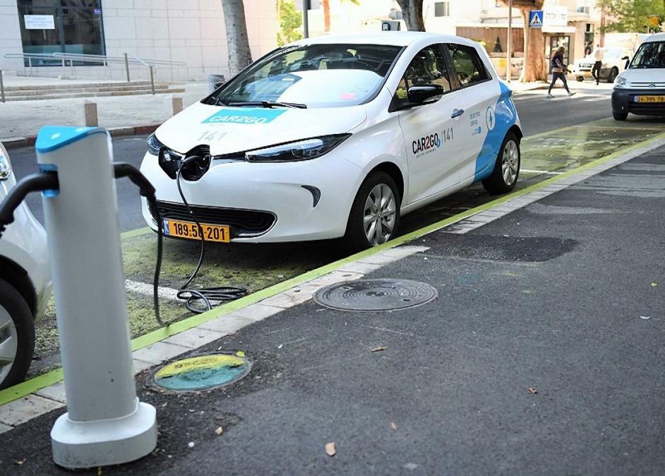 רכבים חשמליים יופעלו מחודש אוקטובר