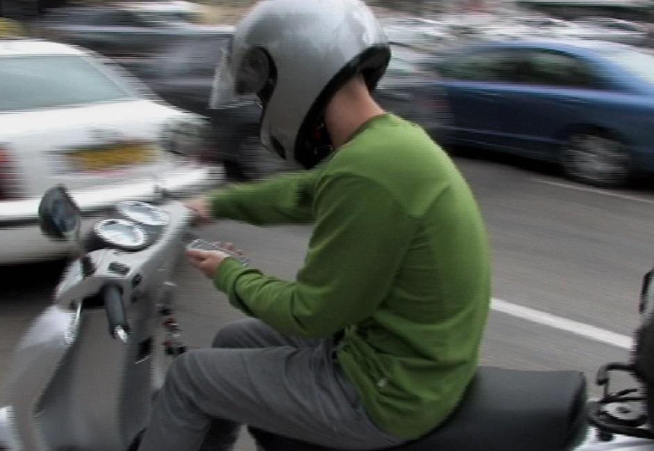 כ-50 אחוזים מהנהגים מתעסקים בטלפון בזמן נהיגה