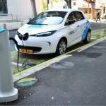 משיקים מיזם רכב שיתופי חשמלי