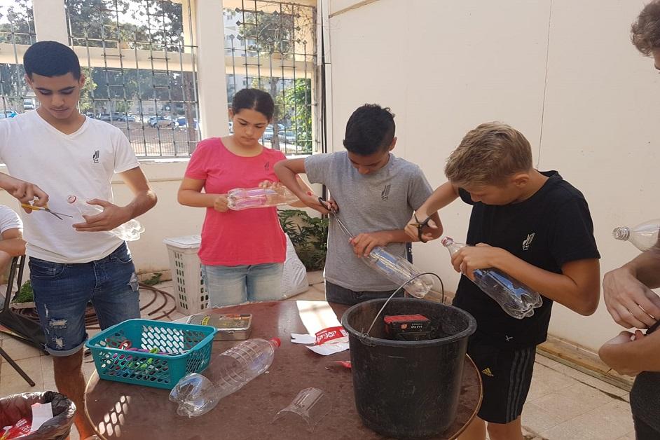 תלמידים למען סביבה ירוקה