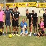 מועדון הכדורגל מכבי נתניה מאמץ את כלביית נתניה